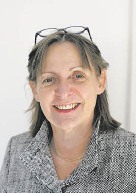 Schreibwerkstatt Leiterin Christine Repolust