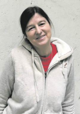 Schreibwerkstatt-Autorin Monika Fiedler